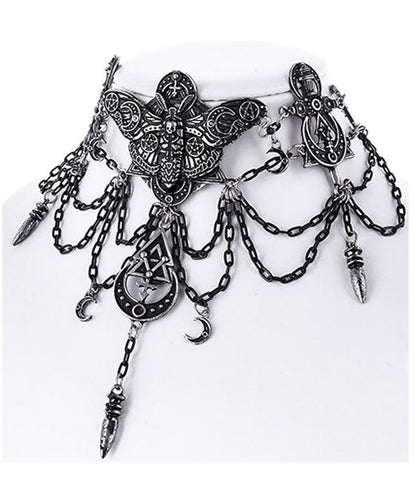 Occult Moth Choker