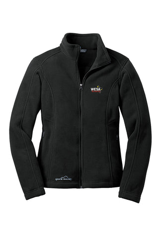 Ladies Eddie Bauer® - Full-Zip Fleece Jacket