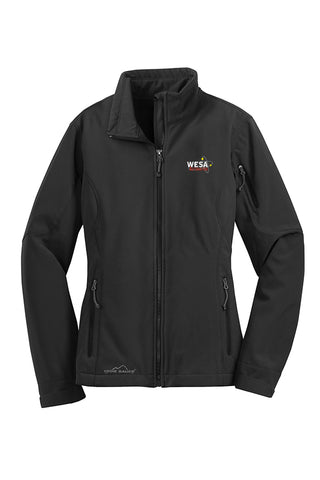 Ladies Eddie Bauer® - Soft Shell Jacket