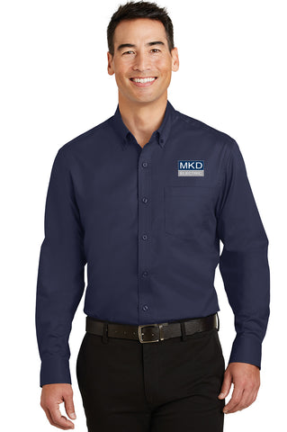Men's Port Authority® SuperPro™ Twill Shirt
