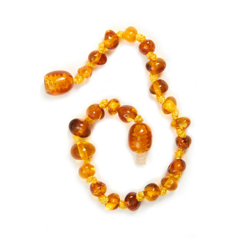 Honey Amber Anklet / Bracelet / Necklace