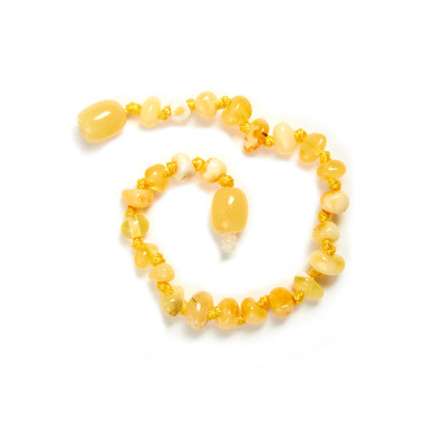 Butterscotch Amber Anklet / Bracelet / Necklace