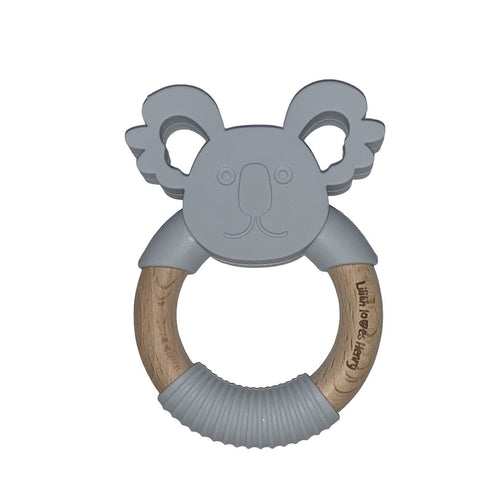 Koala Teething Ring