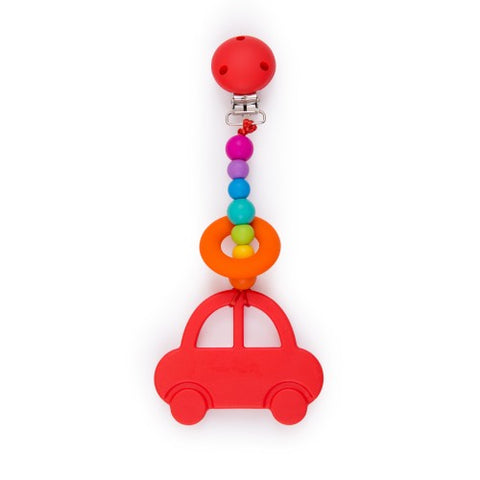 Clippable Car Teething Toy