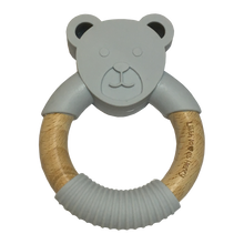 Teddy Bear Teething Ring