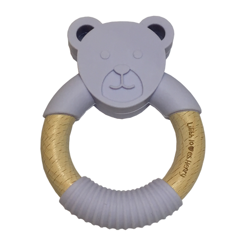 Bear Teething Ring