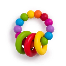 Silicone teething ring