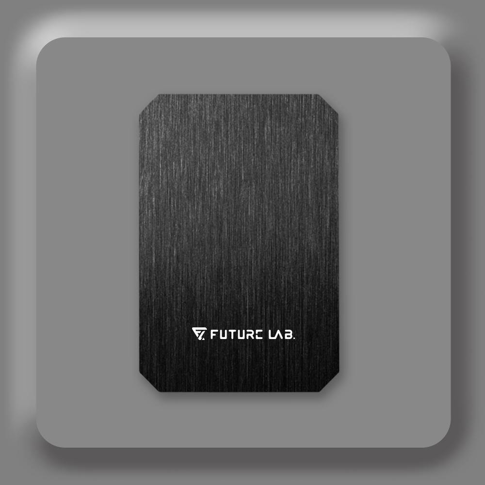 【Future】LunchCard餐具卡 - FutureLab Inc