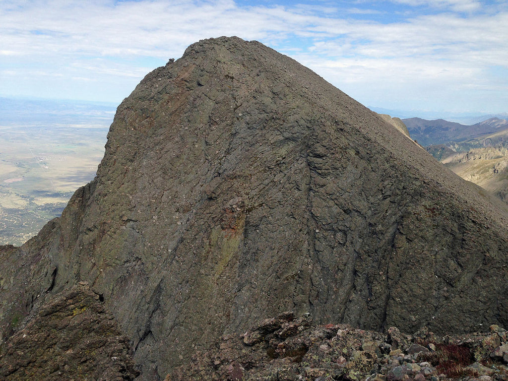 Challenger Point: 14,081 ft, 14er Rank #34/53; Kit Carson Peak: 14,165 ft, 14er Rank #23/53