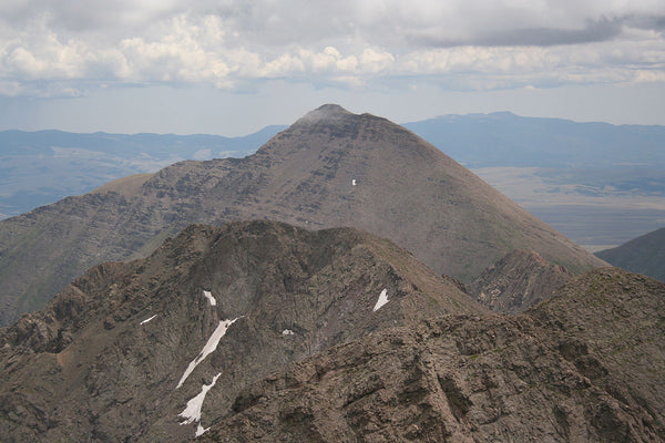 Humboldt Peak from Kit Carson Peak