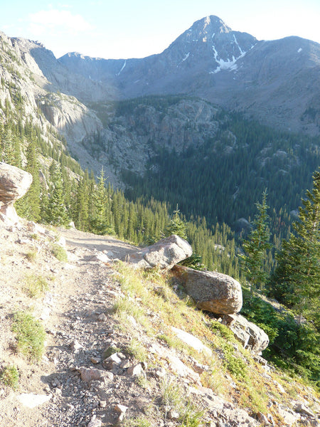 Trail to Mount of the Holy Cross