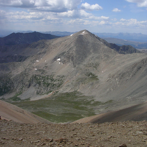 Mount Democrat from Mount Bross