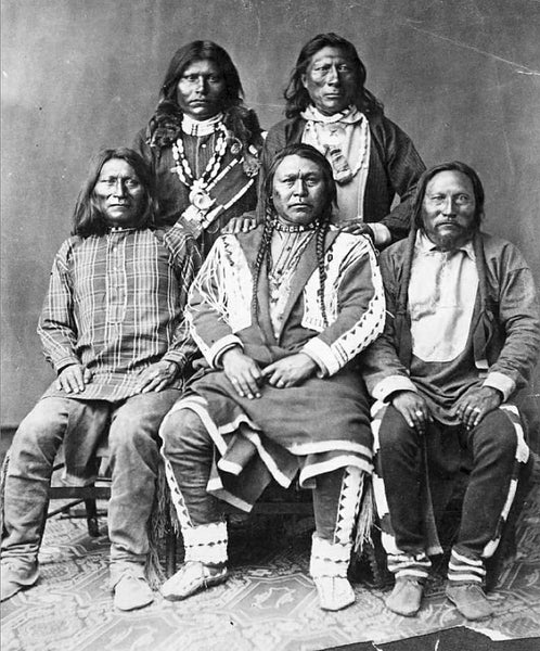 Ute Indian Leaders