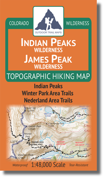 Indian Peaks / James Peak Wilderness
