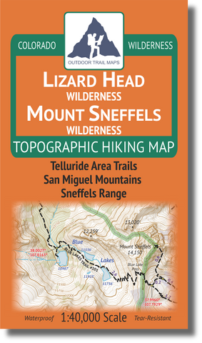 Lizard Head / Mount Sneffels Wilderness