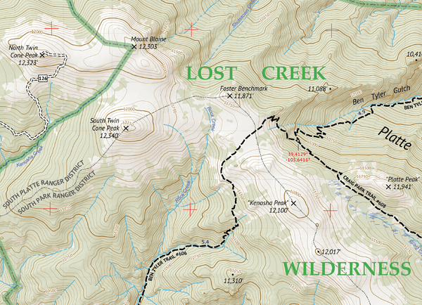 Lost Creek Wilderness