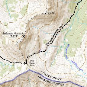 14ers Map 10 of 16 Crop