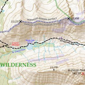 14ers Map 16 of 16 Crop