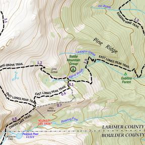 14ers Map 3 of 16 Crop