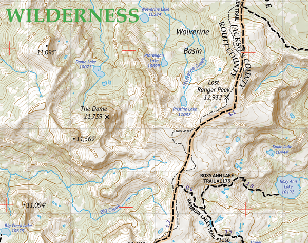 Mount Zirkel Wilderness