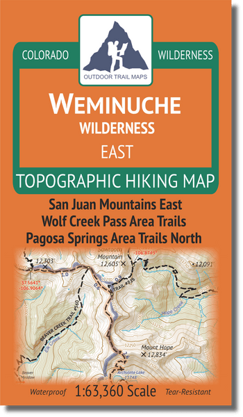 Weminuche Wilderness East