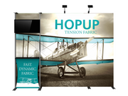 Hop-Up 10' FULL Graphic MONITOR Display KIT - Straight 4x3