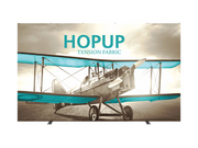 Hop-Up 15' FRONT Graphic Display - Straight 6x3 - Backwall / Inline Display