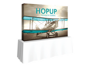 Hop-Up Tabletop 8' FULL Graphic - Straight 3x2