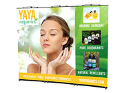 Link 10' Banner Backwall Kit 3A - Backwall / Inline Display