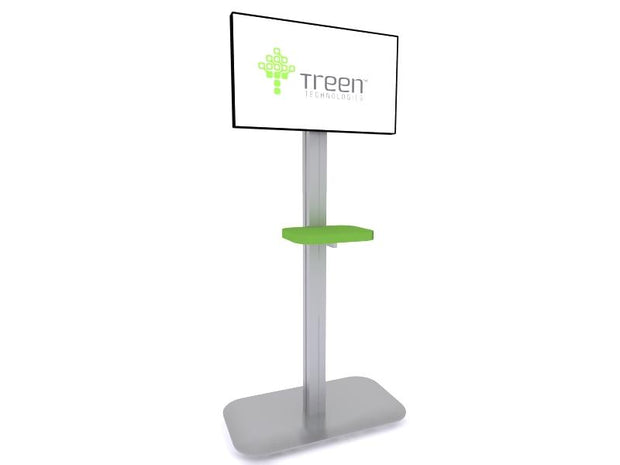 Monitor Stand - MOD-1539 - Booth Accessory