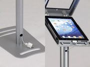 Tablet Kiosk Display Stand - iPad / Android MOD-1336 - Booth Accessory