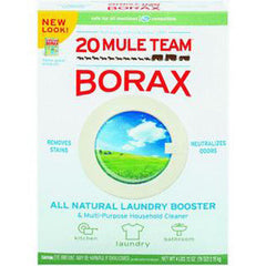 20 MULE TEAM BORAX ALL NATURAL LAUNDRY BOOSTER - POWDER DETERGENT