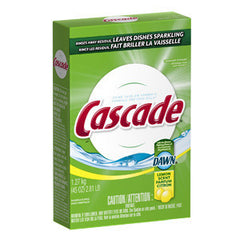 CASCADE LEMON SCENT DISHWASHING POWDER SOAP