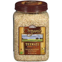 RICE SELECT ORGANIC BROWN RICE