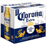 CORONA EXTRA 12 PACK - 12 FL OZ EACH BOTTLE
