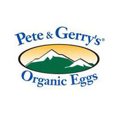 PETE & GERRY'S ORGANIC BROWN JUMBO EGGS