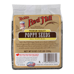 BOB'S RED MILL POPPY SEEDS ALL NATURAL