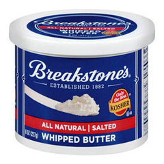 BREAKSTONE'S WHHIPPED BUTTER WITH SALT
