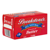 BREAKSTONE'S UNSALTED BUTTER