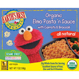 EARTH'S BEST ORGANIC ELMO PASTA 'N SAUCE WITH CARROTS & BROCCOLI- SESAME ST