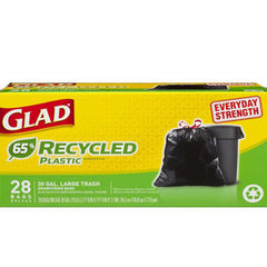 GLAD RECYCLING BAG - BLUE BAGS