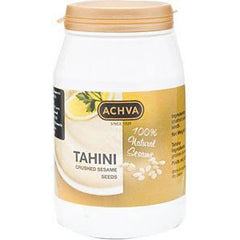 ACHVA TAHINI CRUSHED SESAME SEED 100% NATURAL