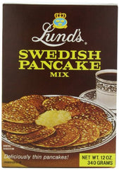 LUND'S SWEDISH PANCAKE MIX