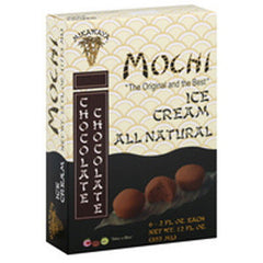 MIKAWAYA MOCHI ALL NATURAL RED BEAN ICE CREAM