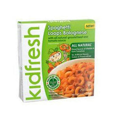KIDFRESH SPAGHETTI LOOPS BOLOGNESE - ALL NATURAL