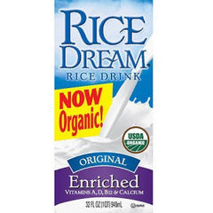 RICE DREAM CHOCOLATE ENRICHED RICE DRINK