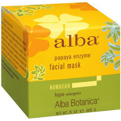 ALBA BOTANICA PAPAYA ENZYME FACIAL
