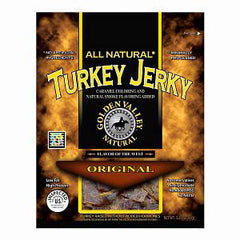 ALL NATURAL TURKEY JERKY ORIGINAL - FLAVOR OF THE WEST