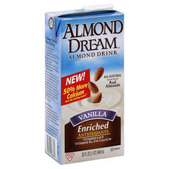 ALMOND DREAM VANILLA ORIGINAL MILK