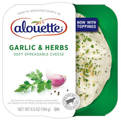 ALOUETTE SOFT SPREADABLE CHEESE